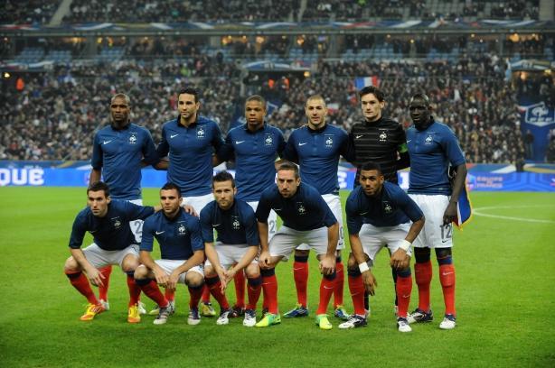Equipe de france 2012 - Coupe de france 2012 2013 ...